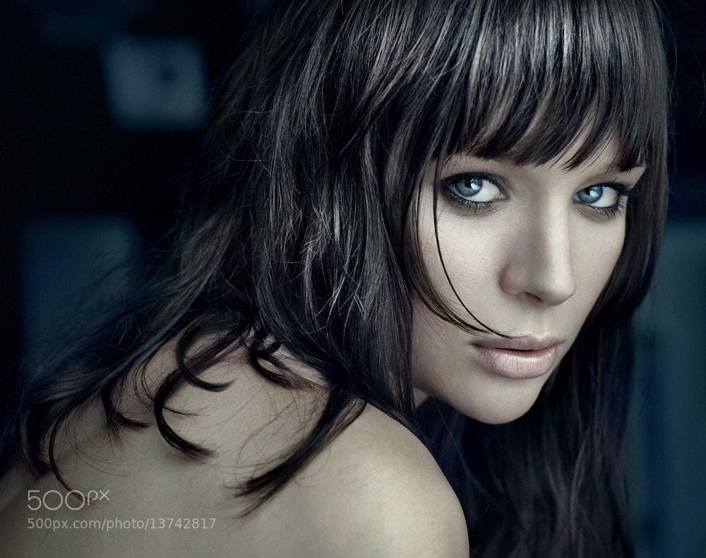Photograph  Blue by Joanna Kustra on 500px