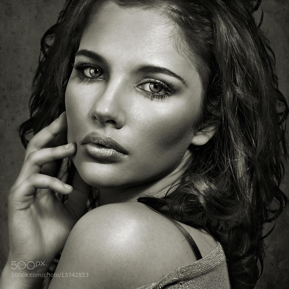 Photograph Magda by Joanna Kustra on 500px