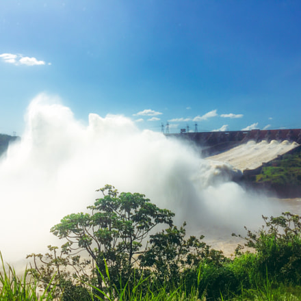 The Itaipu Hydroelectric Power Plant - Brazil