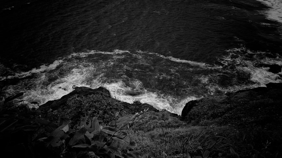 The Rocks and The Sea - VIII