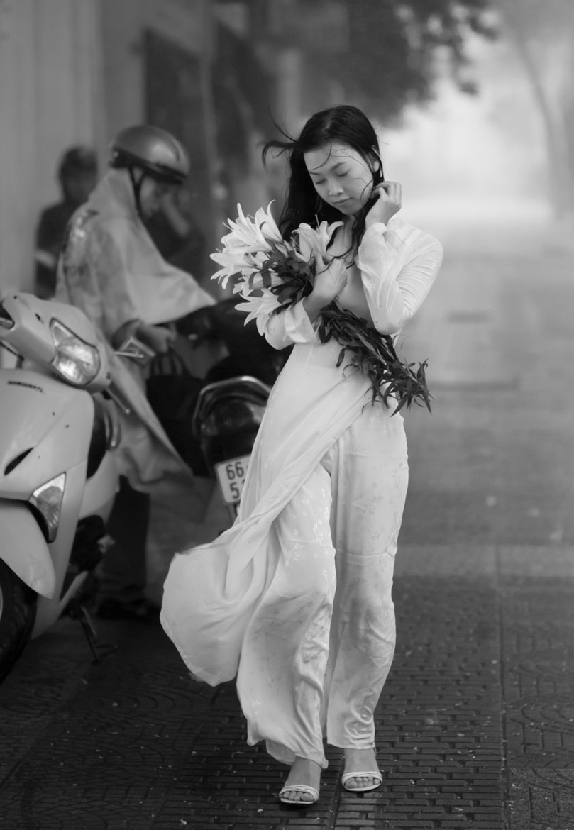 Photograph Raining on the street by Quoc Phuong on 500px