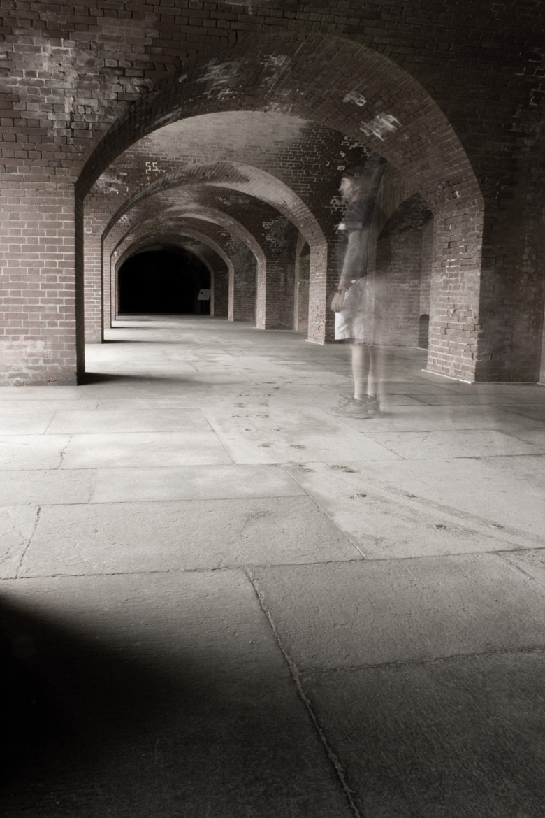 Photograph Ghost Of Fort Point by Dayne Reast on 500px