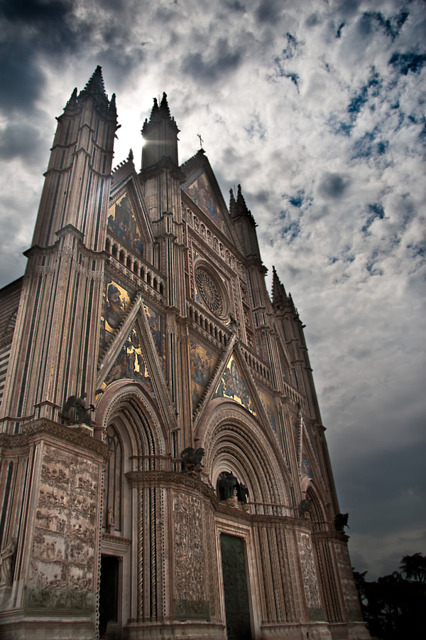 Cathedral in Italy