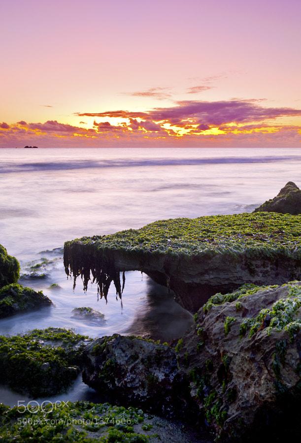 Another stunning sunset at Burns Beach.