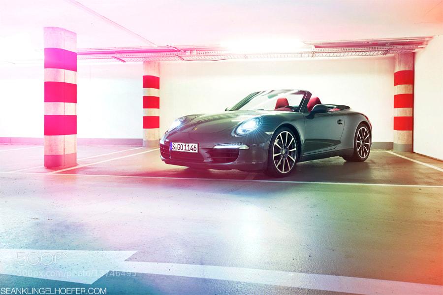 Photograph Porsche 911 Carrera S Cabriolet 991 by Sean Klingelhoefer on 500px