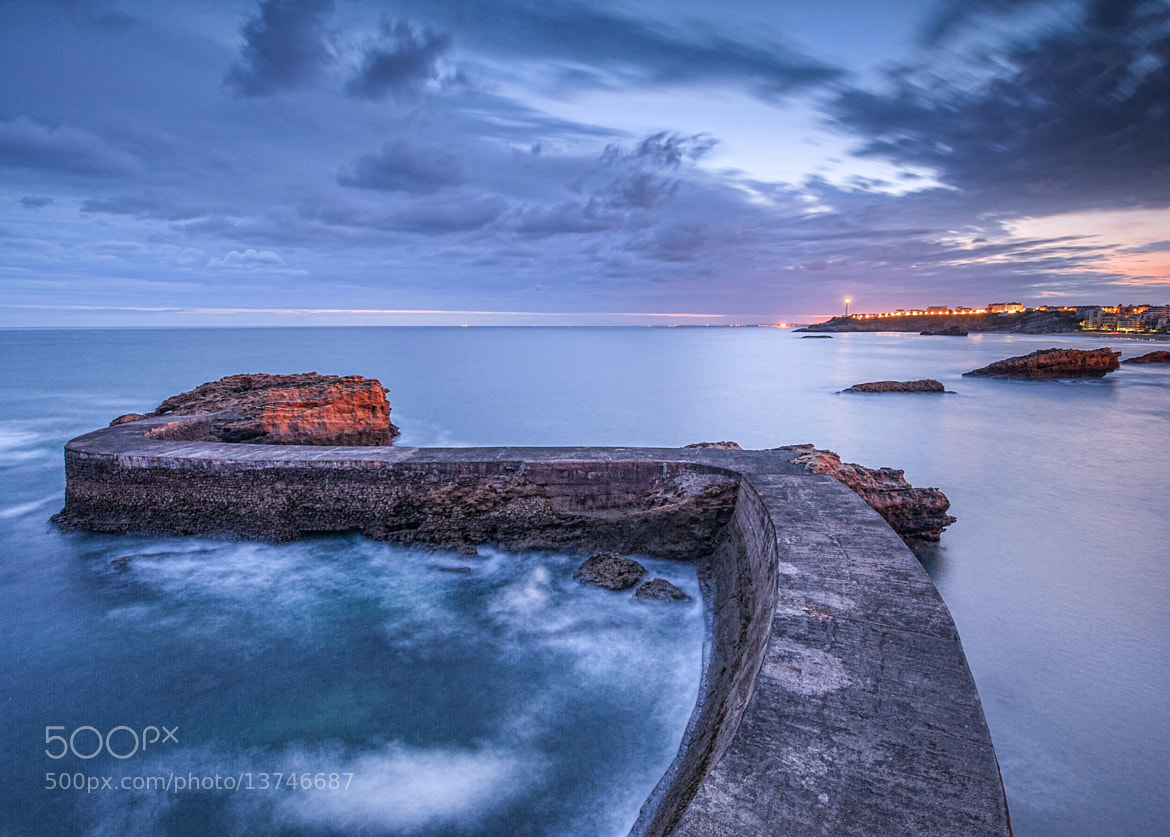 Photograph BIARRITZ by WilsonAxpe /  Scott Wilson on 500px