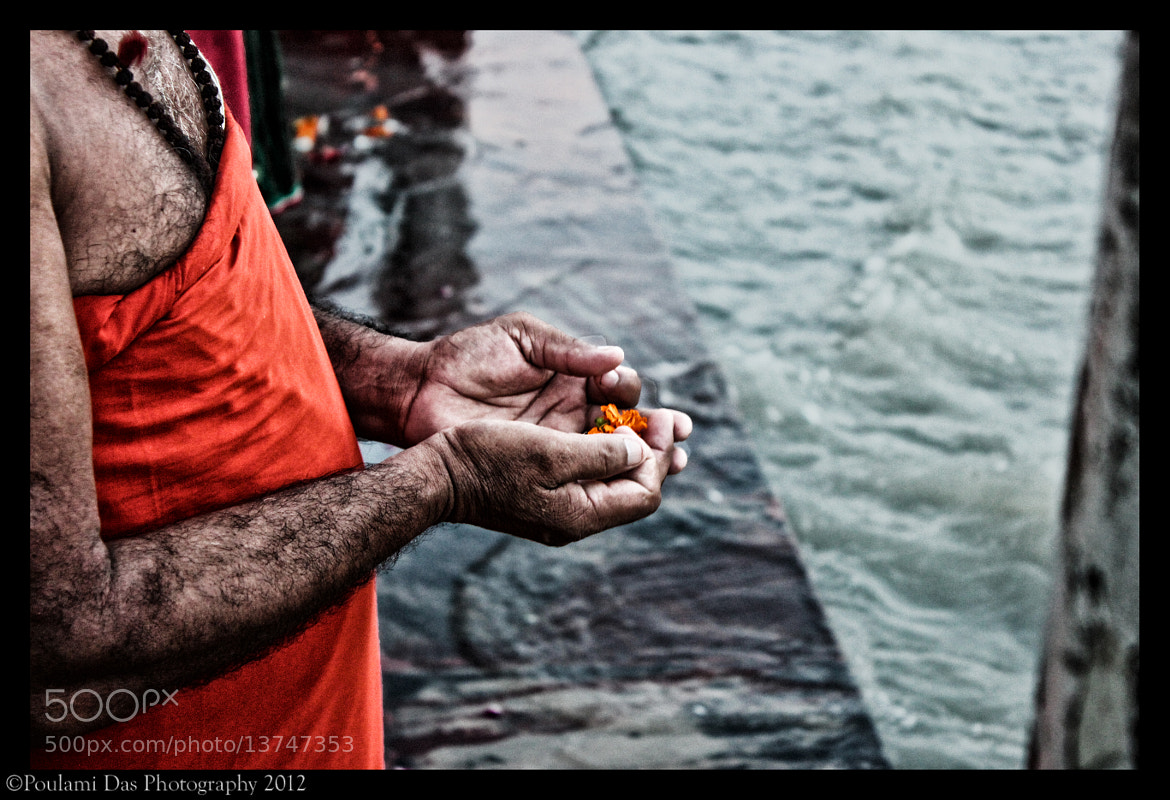 Photograph Evening Aarti by Poulami  Das on 500px