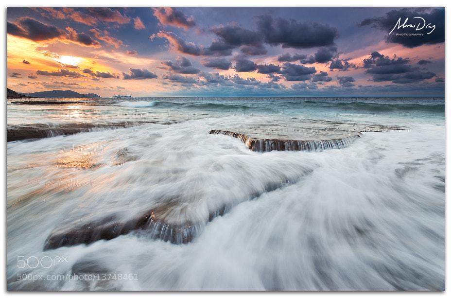 Photograph Wet feet by Alonso Díaz on 500px