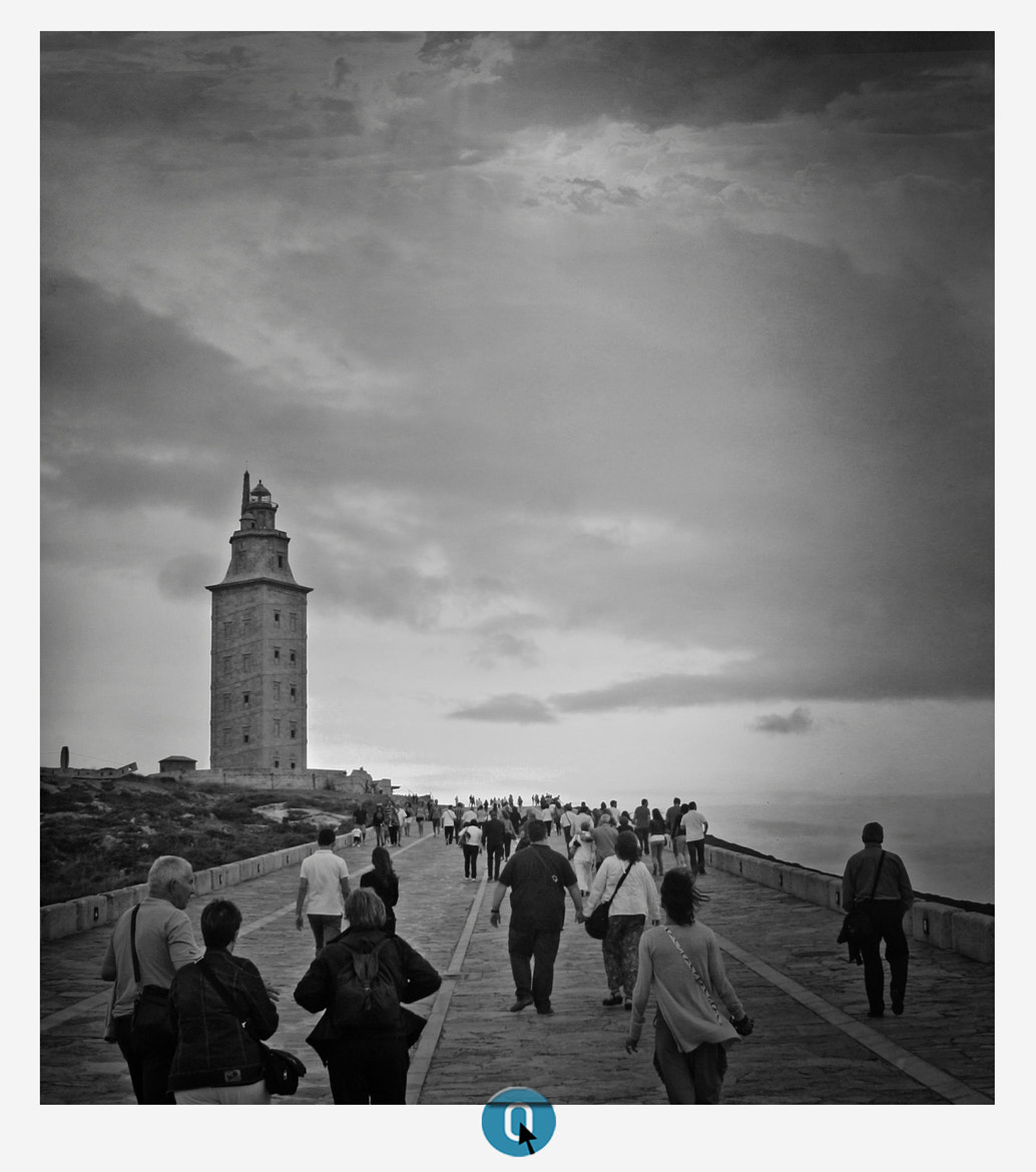 Photograph A CORUÑA - The Tower of Hercules. by CERO . on 500px