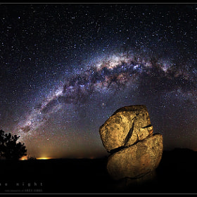 The Sentinel by Greg Gibbs (CapturingTheNight)) on 500px.com