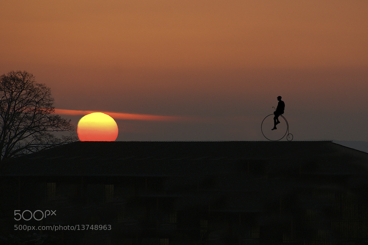 Photograph La bicyclette by Audrey Garcia on 500px