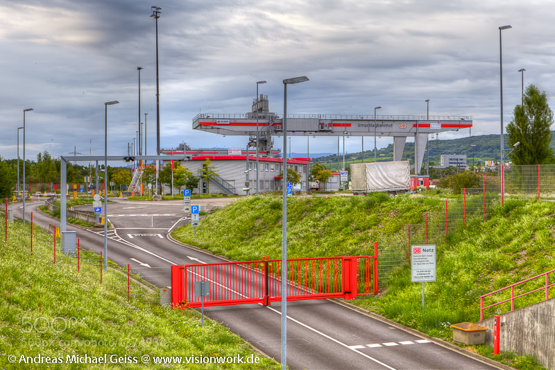 Photograph Containerterminal by Andreas Michael Geiss on 500px