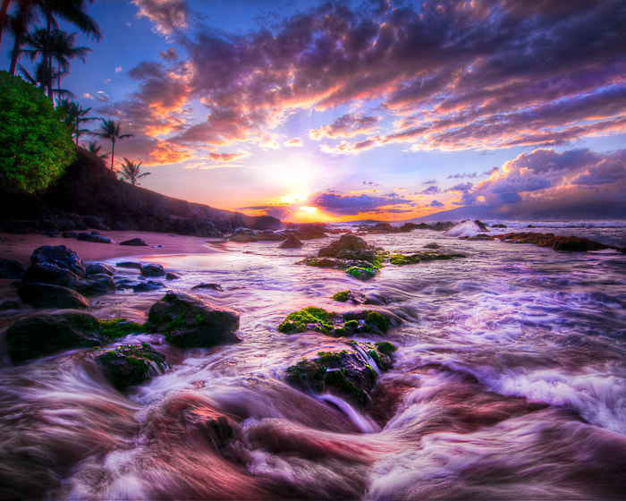 Photograph Hawaii, circulation by Ali Erturk on 500px