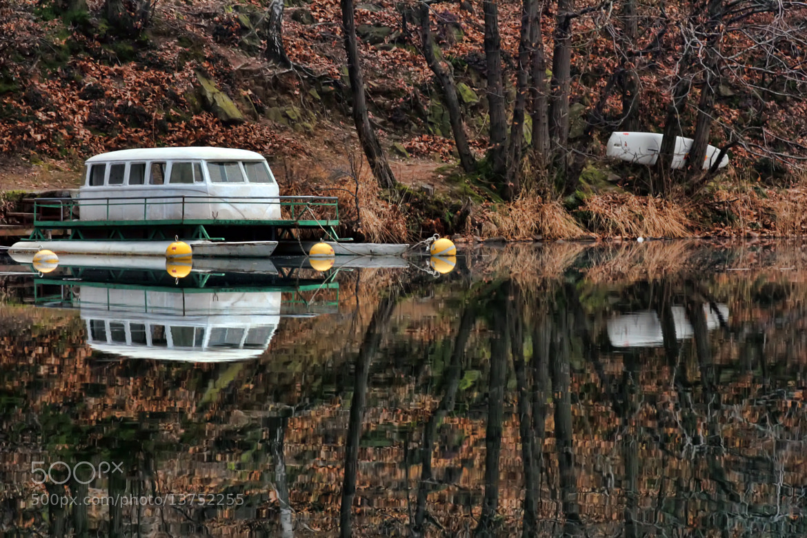 Photograph VW Bus boat by Devid Strazzante on 500px