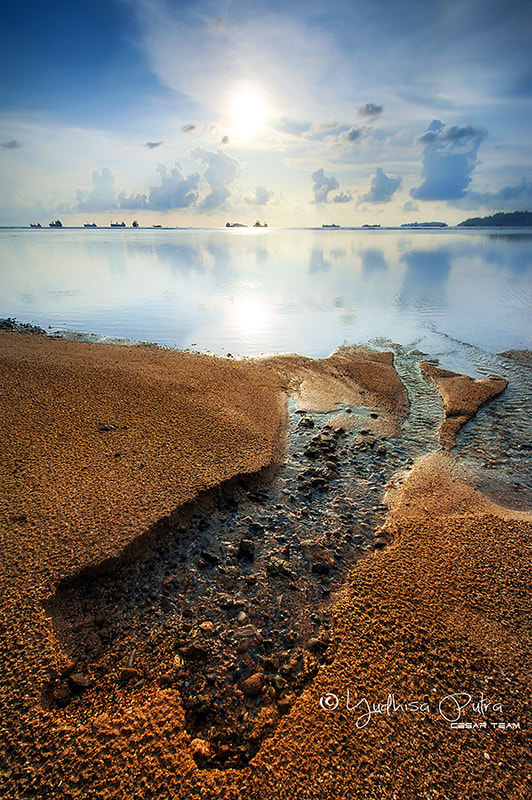 Photograph Sun by Yudhisa Putra on 500px
