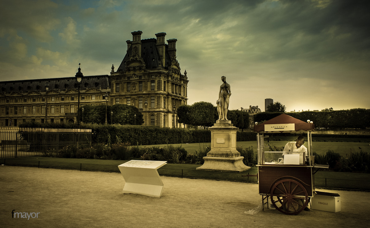 Photograph Paris by Frederic Mayor on 500px
