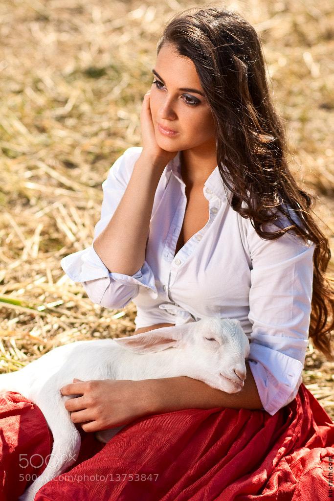Photograph shepherdess by Yuri Eram on 500px