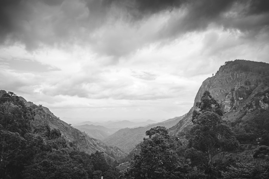 Evening Over the Ella Gap, Sri Lanka by Son of the Morning Light  on 500px.com