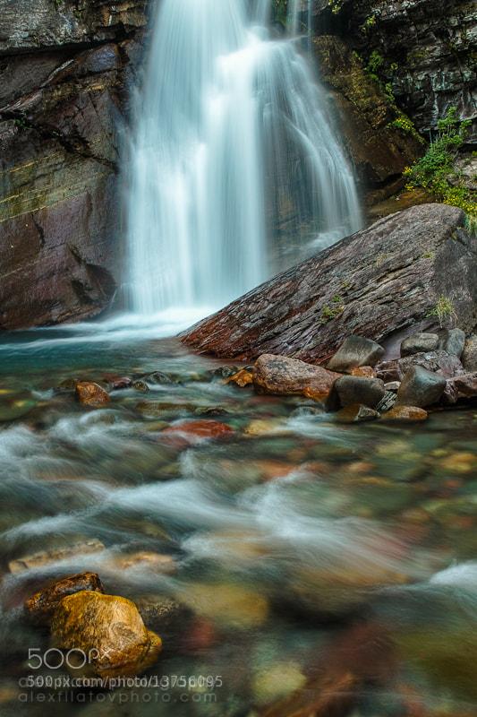 Photograph Baring Falls by Alex Filatov | alexfilatovphoto.com on 500px