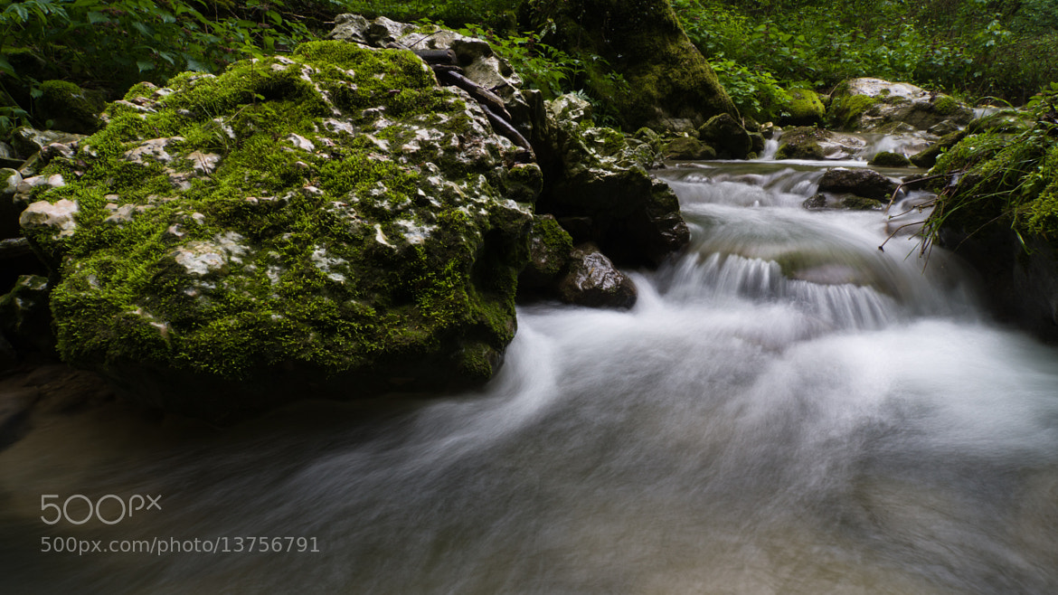 Photograph Molina Falls by Davide Furlanis on 500px