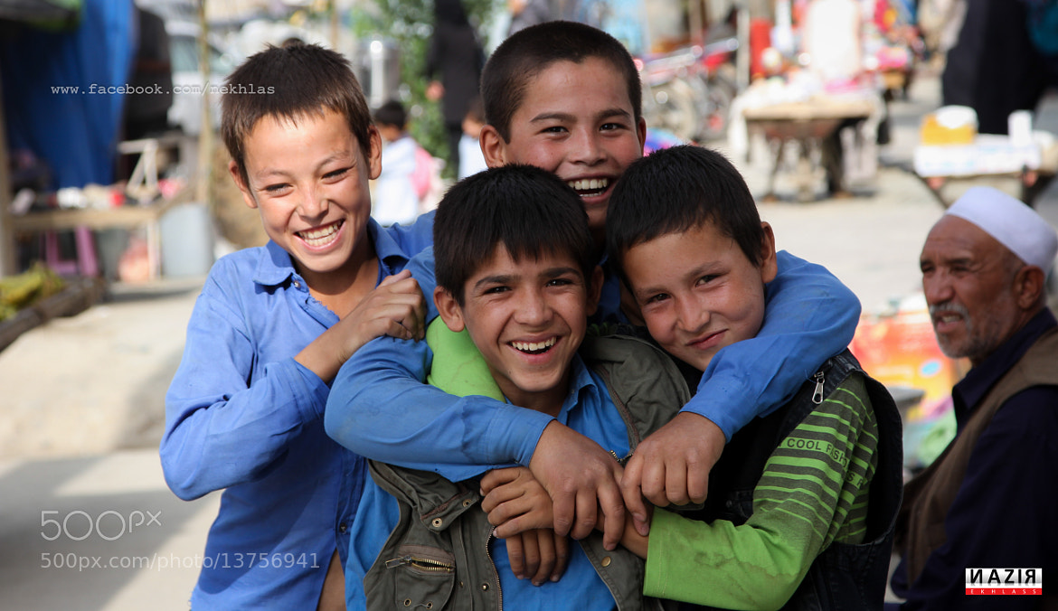 Photograph Happy Faces by Nazir Ekhlass on 500px