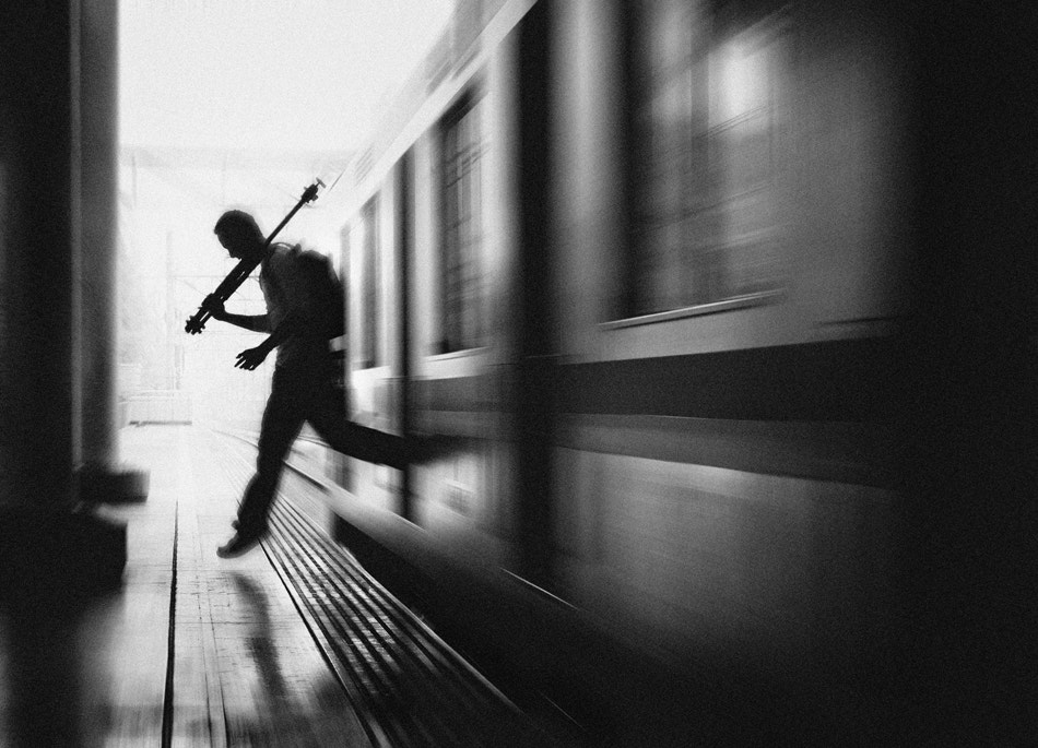 Photograph Step out.. by Zuraisham Salleh on 500px