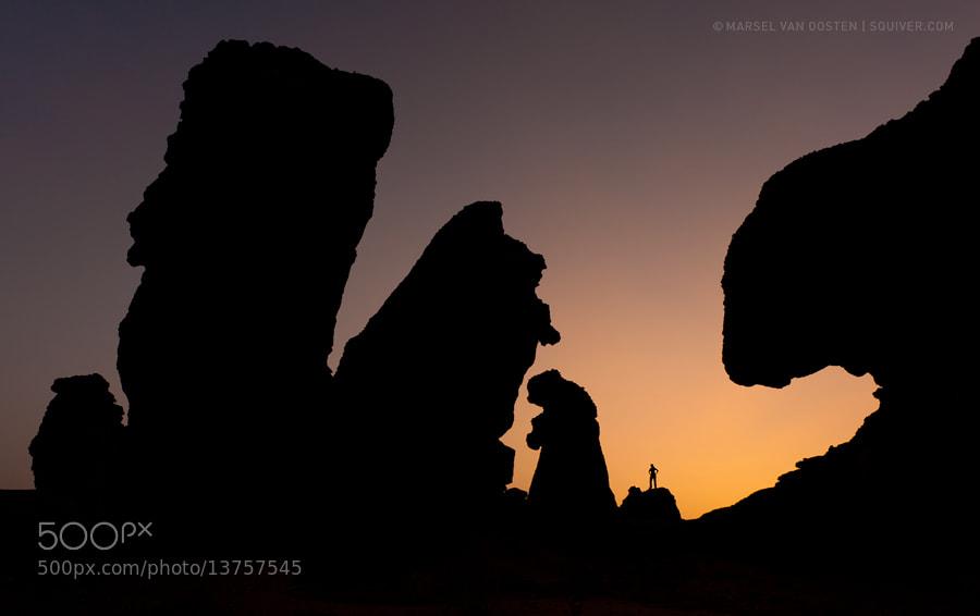 Photograph Algerian Giants by Marsel van Oosten on 500px