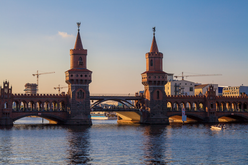 Photograph Oberbaumbrücke by Gaetano Cessati on 500px