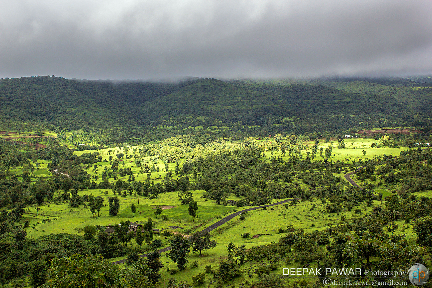 Photograph Cloud Barriers (on the way to Madhe Ghat, Pune) by Deepak Pawar on 500px
