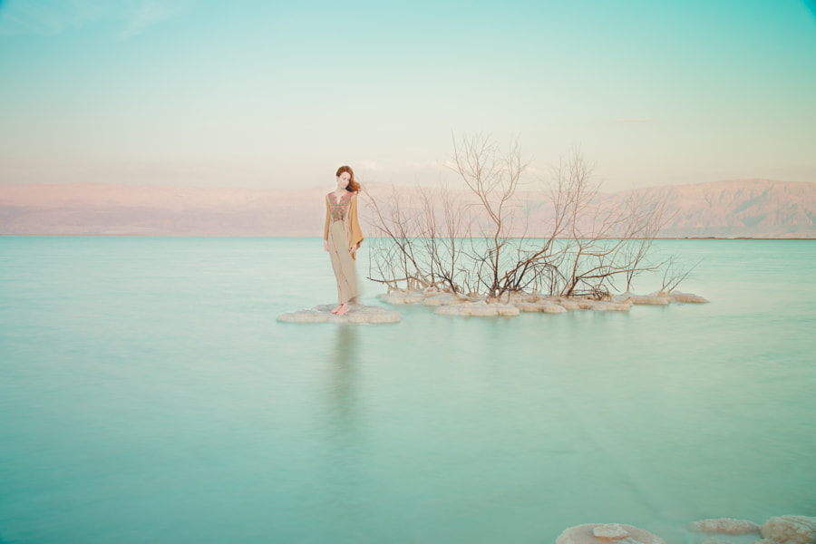 Dead Sea visions II by Julia Wimmerlin on 500px.com