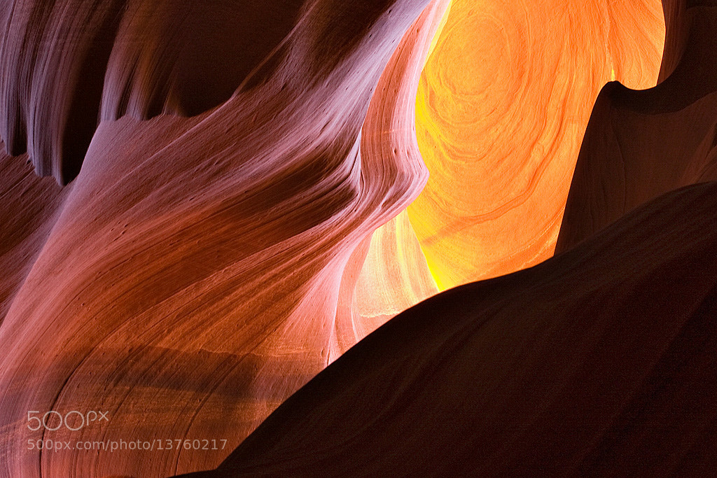 Photograph Antelope Canyon by John Barclay on 500px