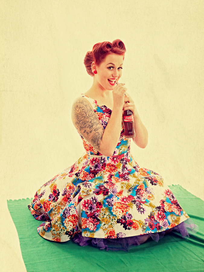 Pinup - Michelle