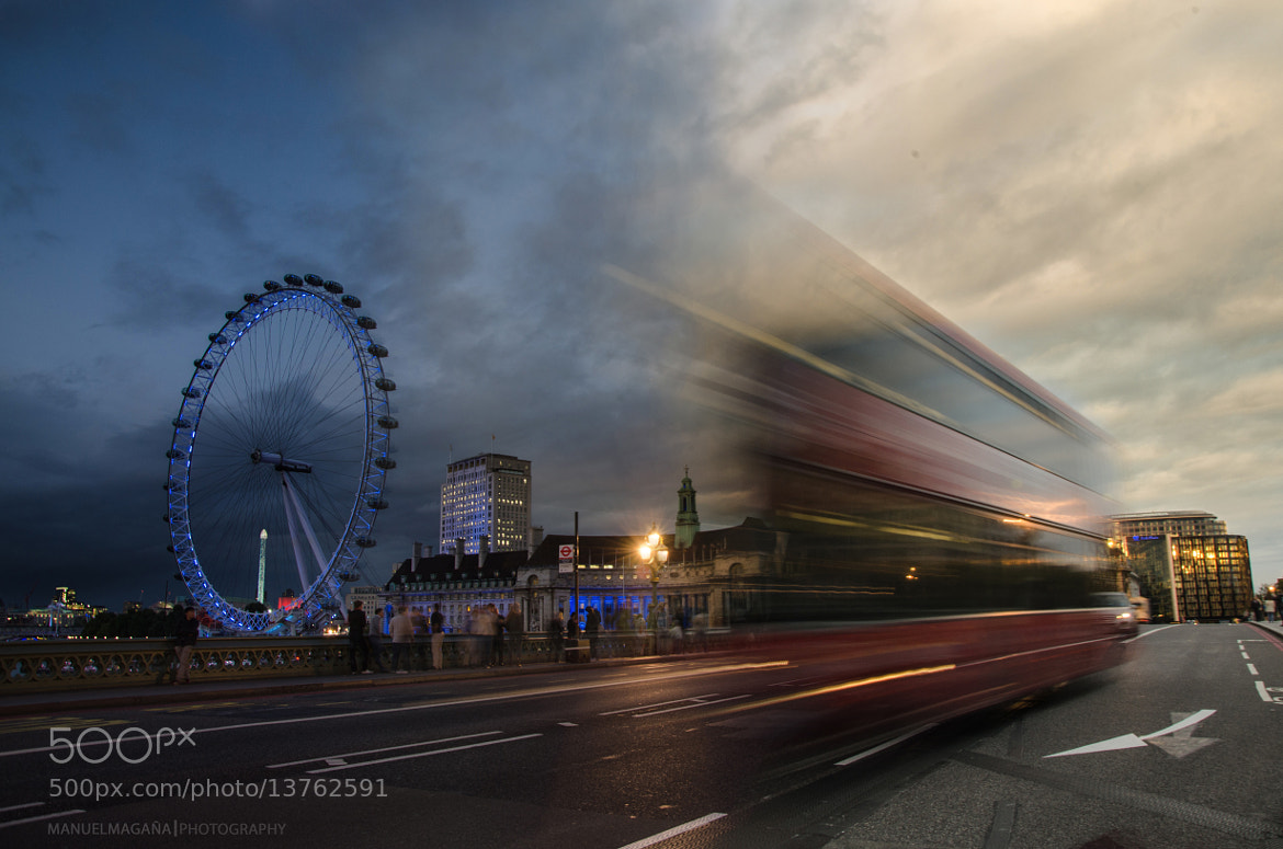 Photograph The day passes so fast in London... by Manuel Magaña Bribiesca on 500px