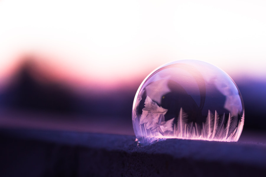 Frozen bubble by Show Tanaka on 500px