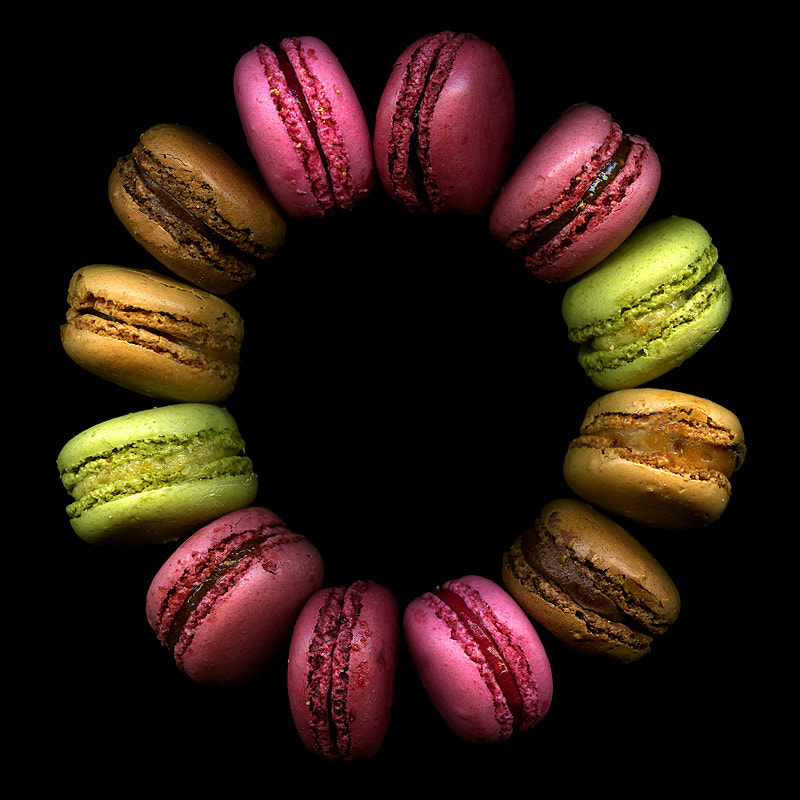 Photograph LES MACARONS d'AUTOMNE... by Magda Indigo on 500px