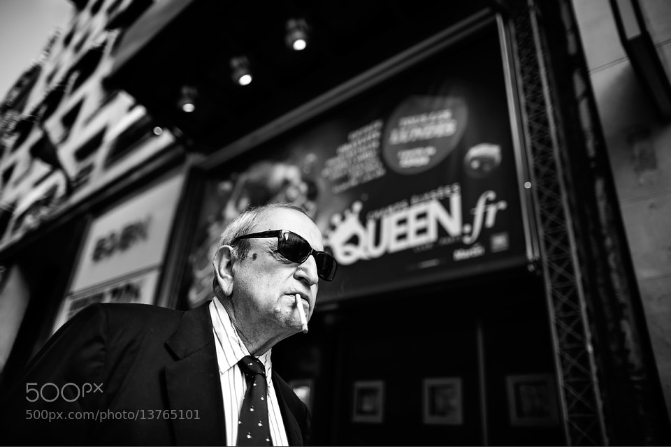 Photograph Queen by Christophe Debon on 500px