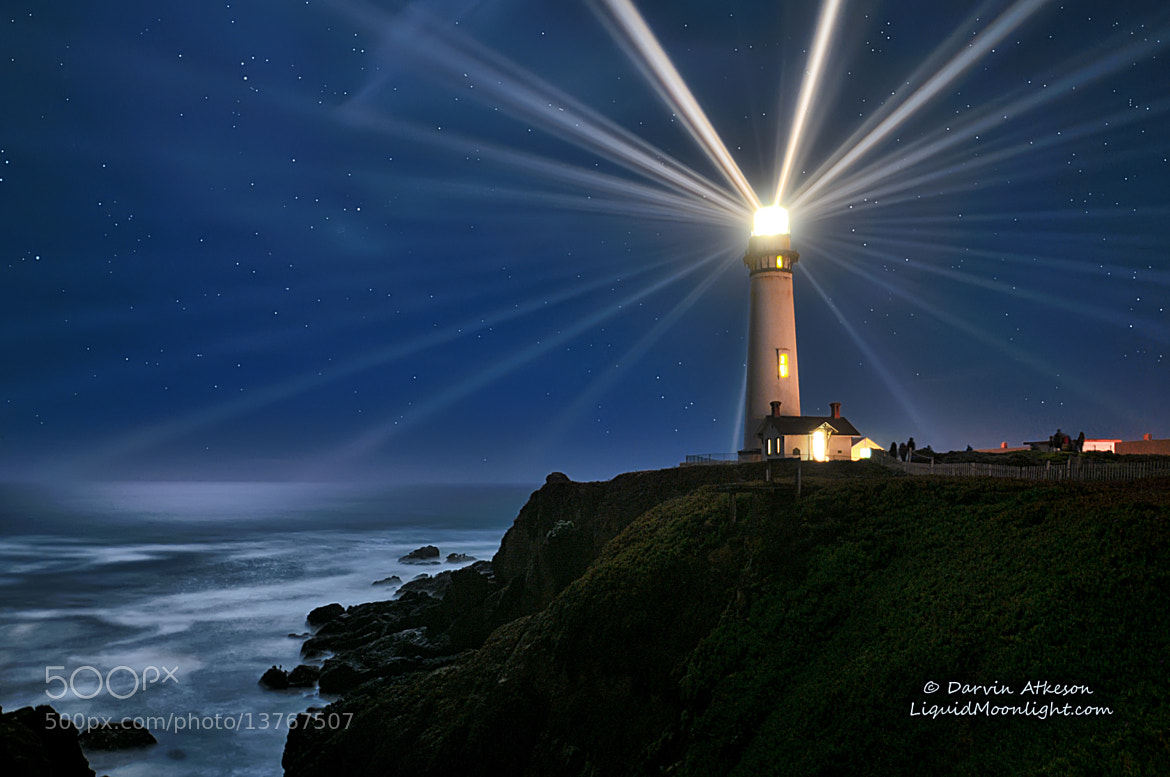 Photograph Lighthouse by Darvin Atkeson on 500px