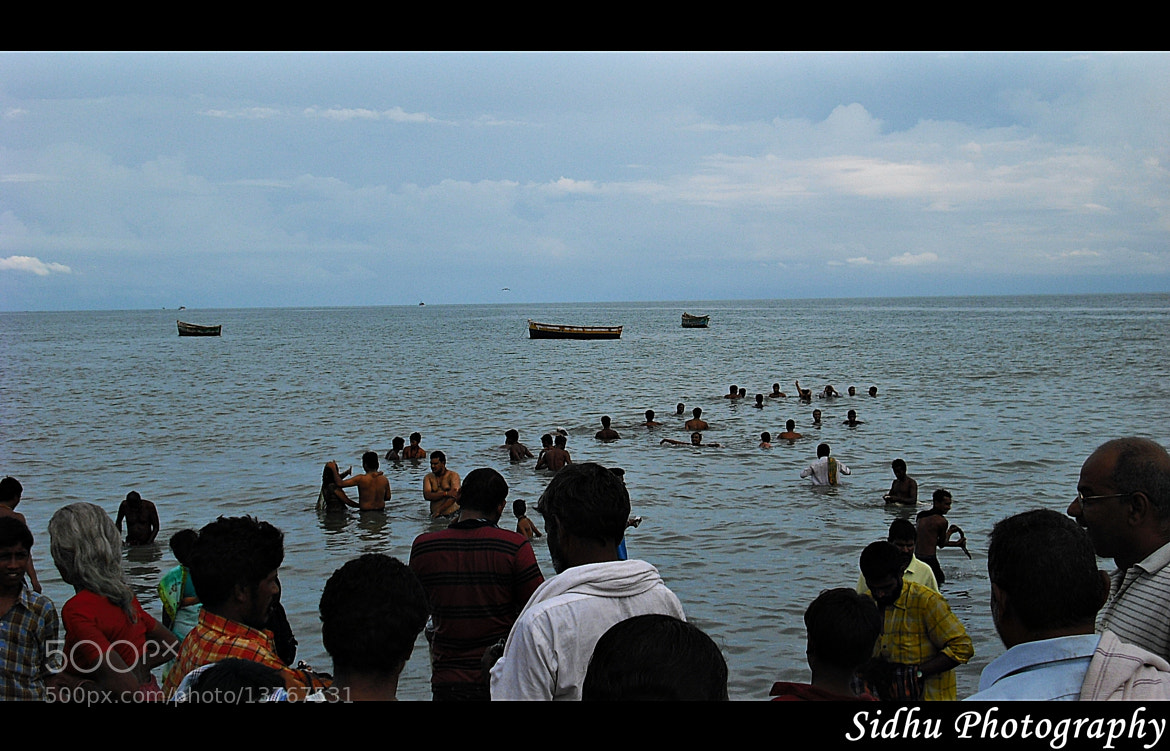 Photograph Folks on Waters by Arun Siddharth on 500px