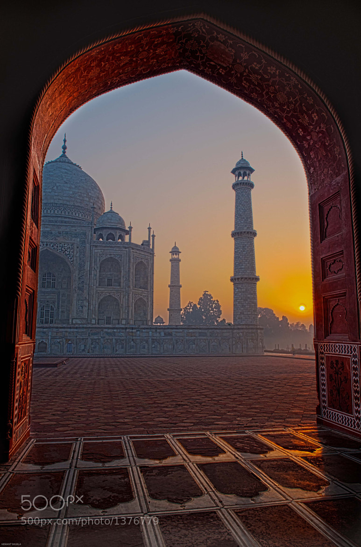 Photograph Taj Mahal by Hemant Shukla on 500px