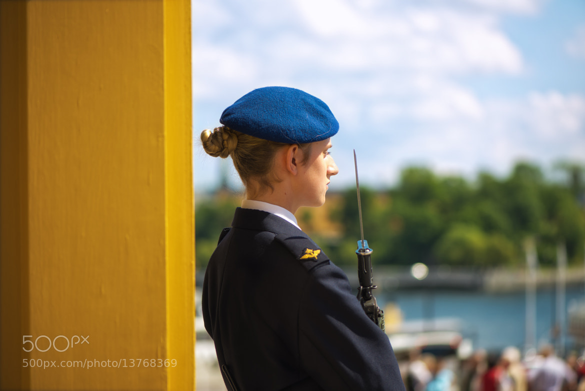 Photograph The Royal Guard - Stockholm Royal Palace by Stefan Holm on 500px