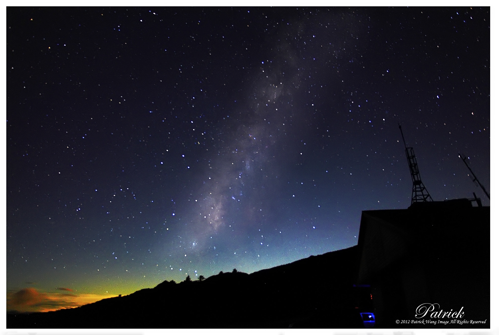 Photograph Galaxy by Patrick Wang on 500px