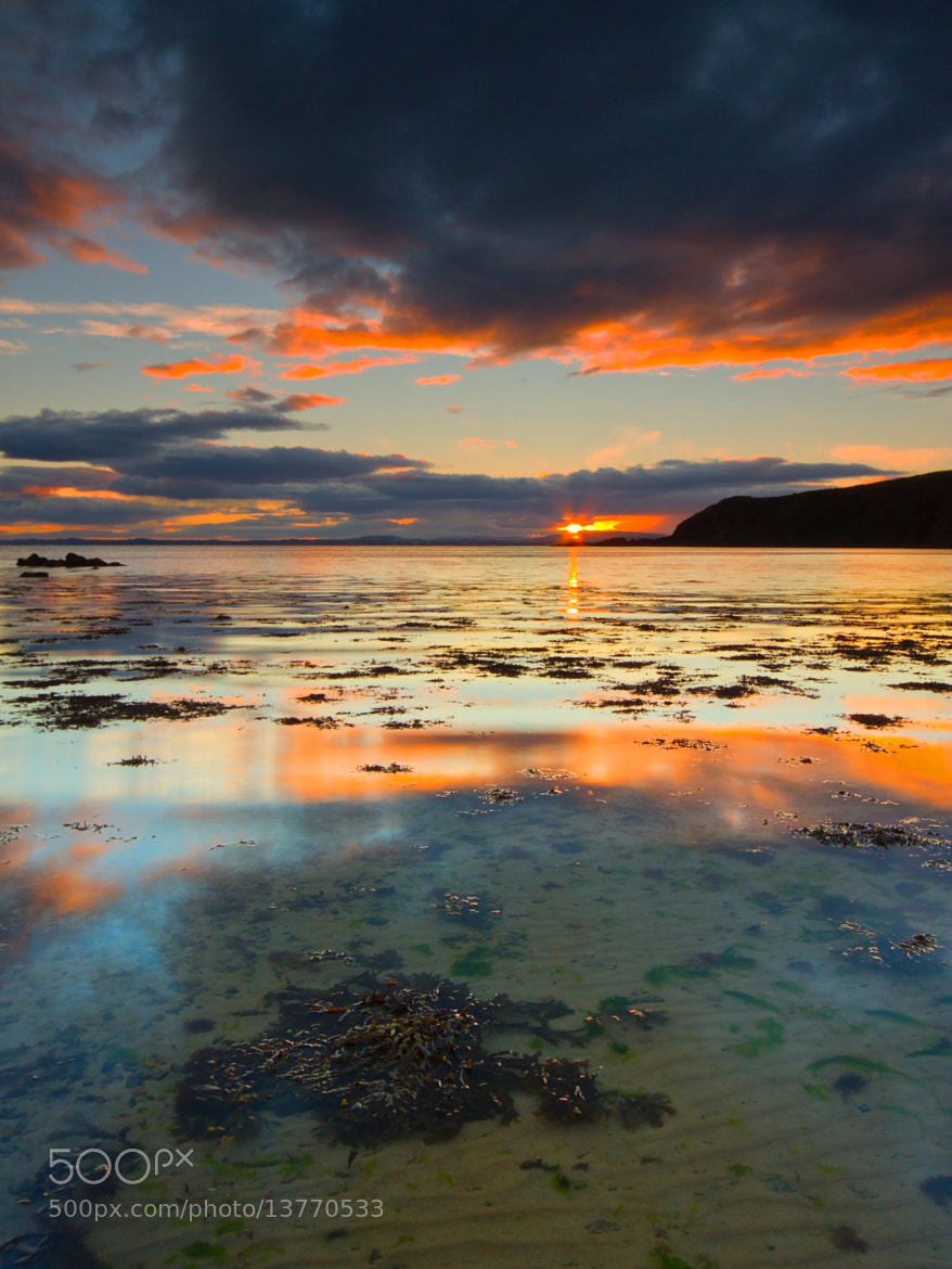 Photograph Orange Glow by Simon Cameron on 500px