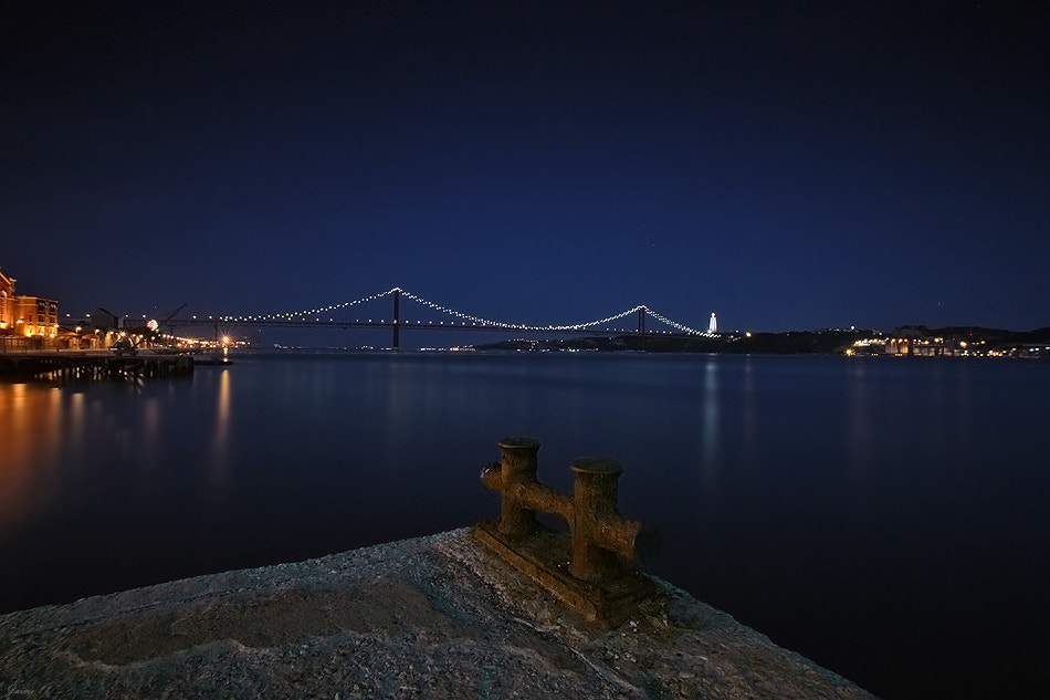 Photograph Lisbon by Night by Jaime Carvalho on 500px