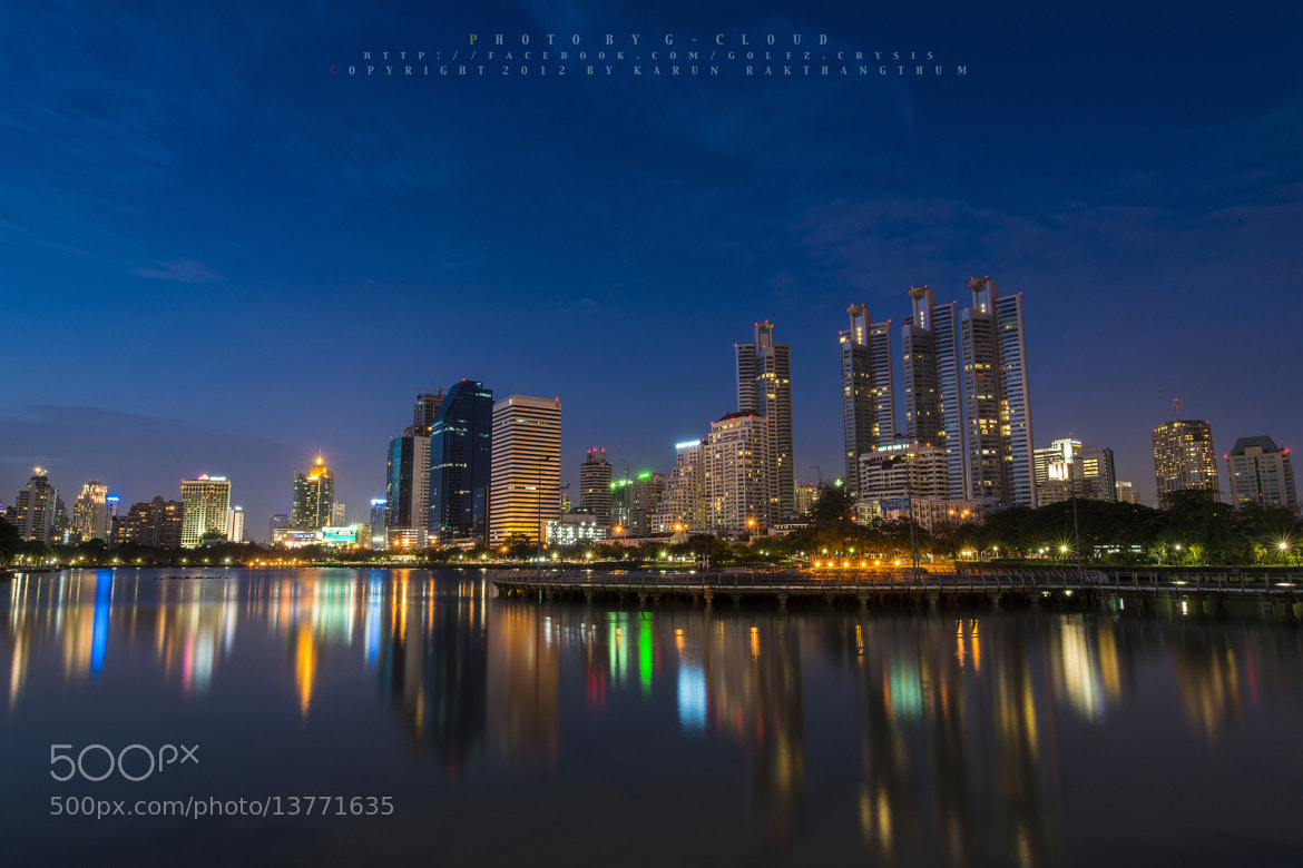 Photograph City Thailand by Golfzx Cloud on 500px