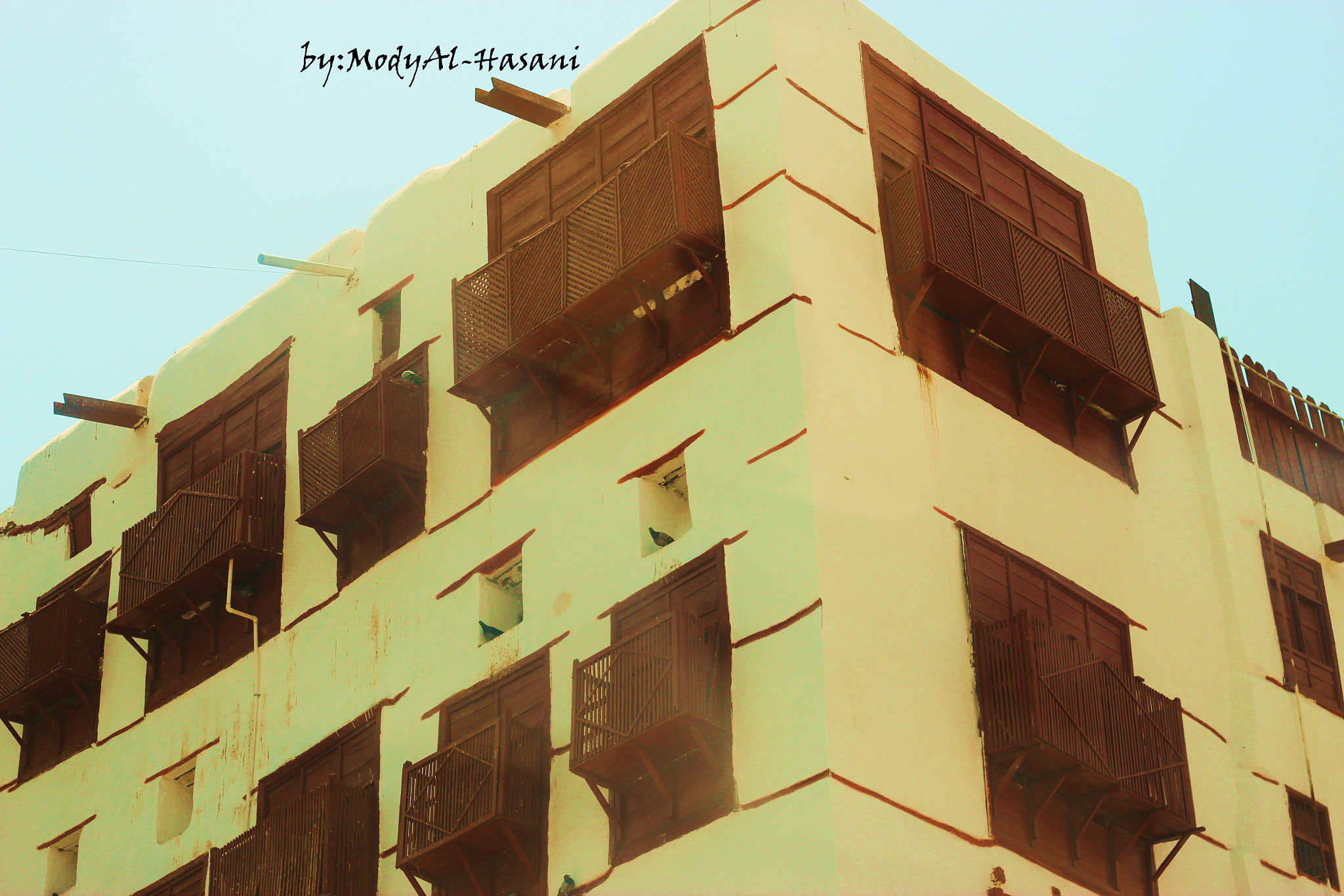 Photograph Jeddah city old 6 by Mohammed Al-Hasani on 500px