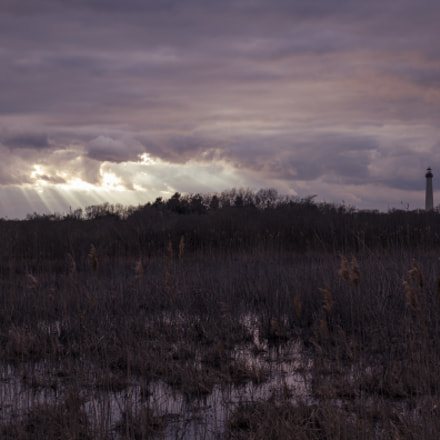 Beams of dusk, Canon EOS 500D, EF16-35mm f/4L IS USM
