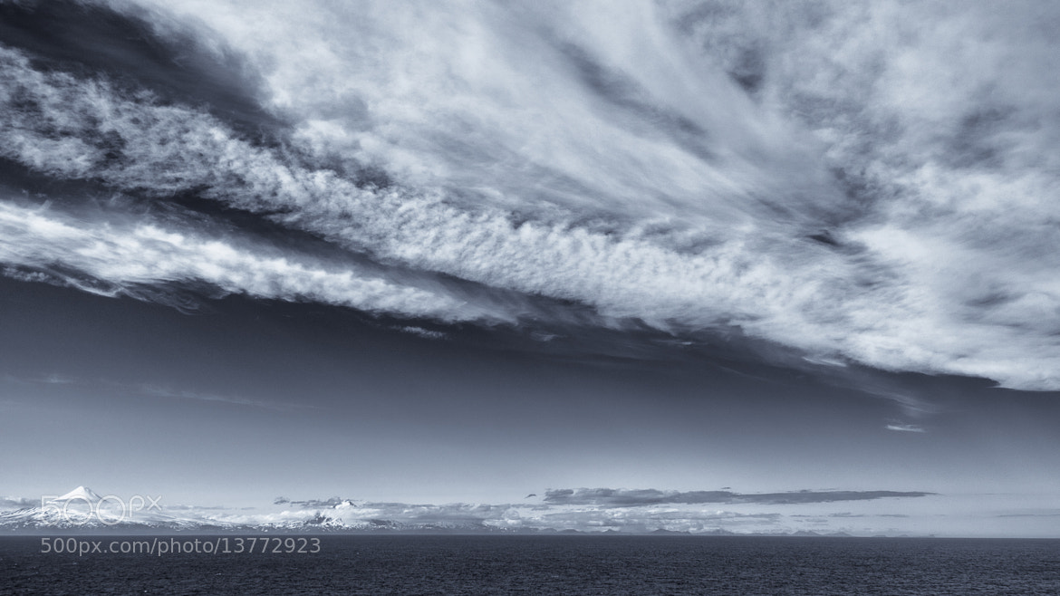 Photograph Clouds over Alaska 2 by TO X on 500px