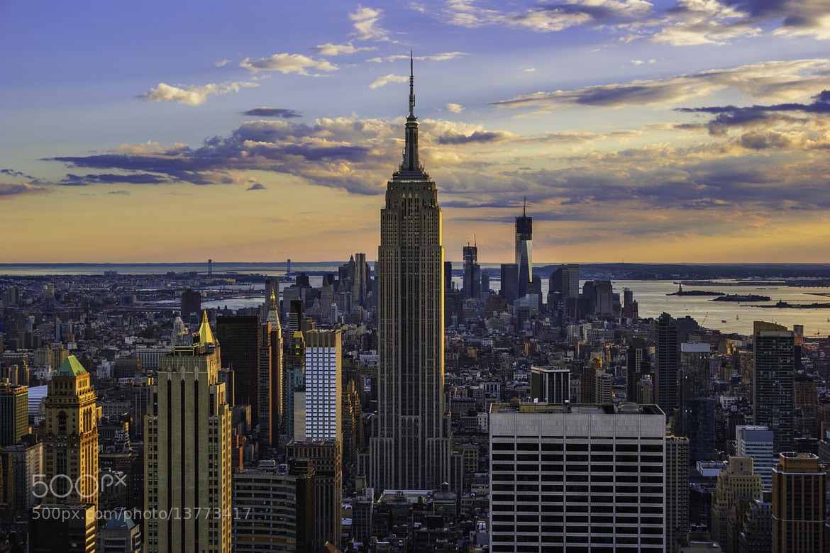 Photograph The Empire by James Clear on 500px