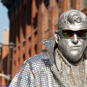 Candid Silver Elvis by David Shum (DavidShum)) on 500px.com