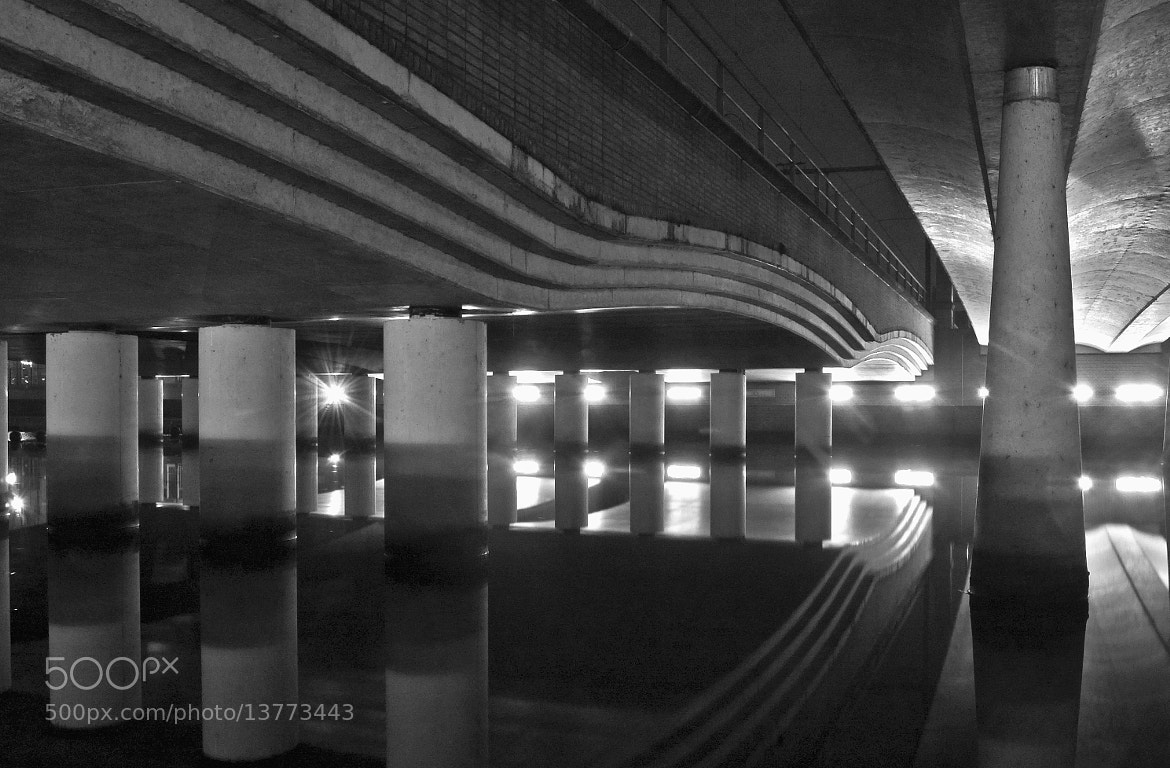 Photograph Under the Bridge by Ferry de Wet on 500px